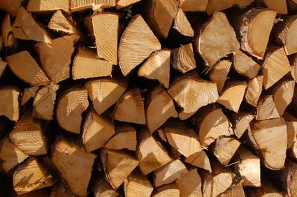 Bûches de bois