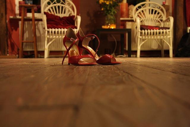 bien choisir ses chaussures de danse à talon