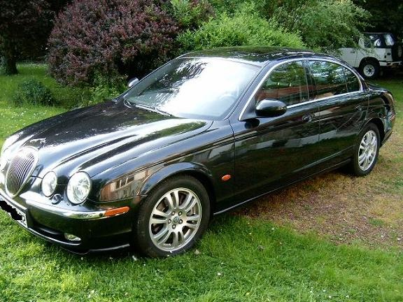 Jaguar d'occasion
