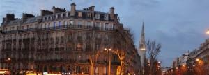 L'immobilier de luxe à Paris