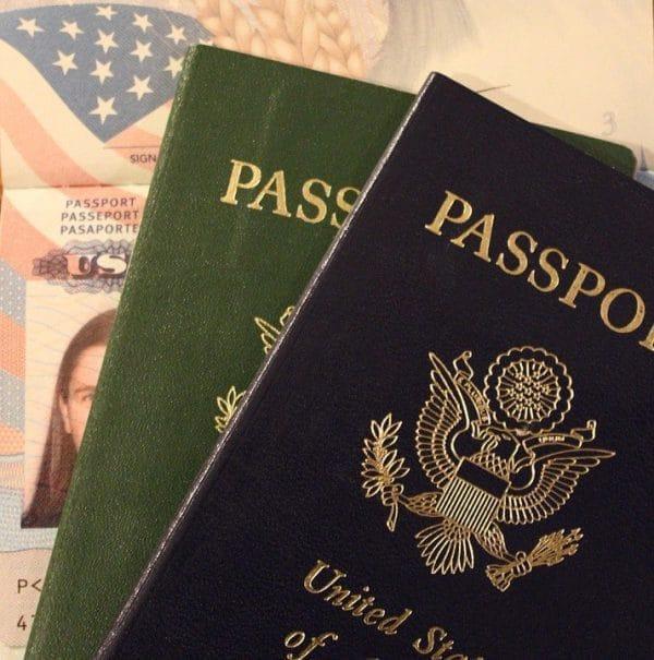 Passport visa usa
