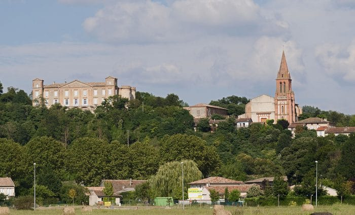 Castelnau-d'Estrétefonds en Haute-Garonne