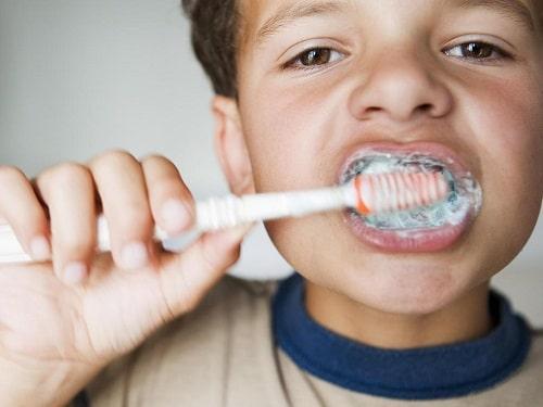 conseils bien brosser dents