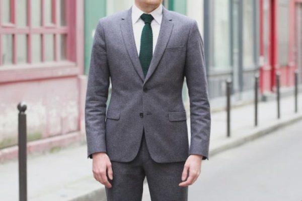 Choisir une cravate en fonction de sa morphologie