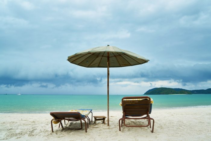vacances valises soleil