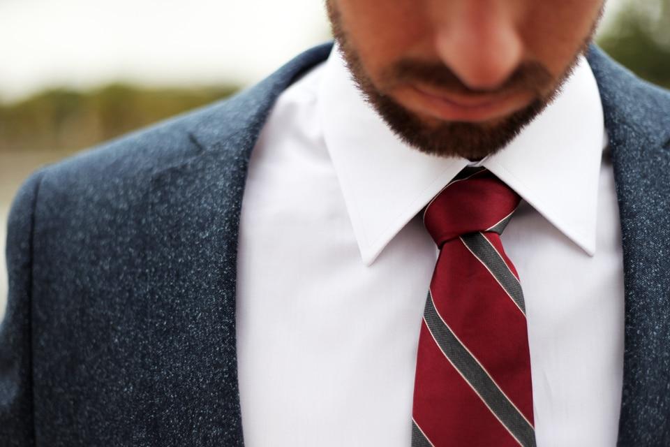Choisir une cravate en fonction de son col