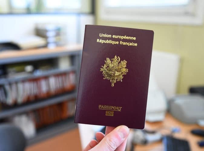 passeport UE