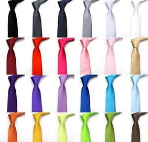 différentes cravattes